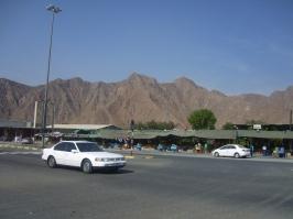 The attari mountain
