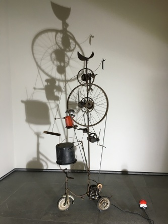 Made out of Scrap - Contemporary Art